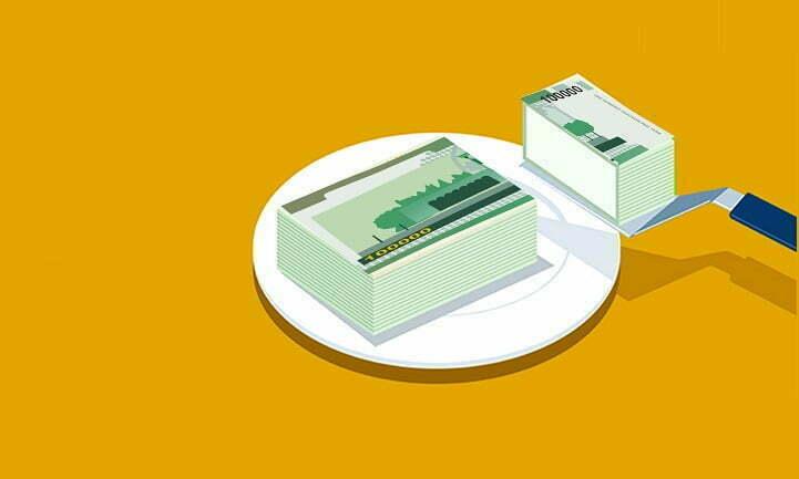سود نقدی سهام صفر تا 100